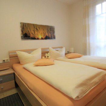 Ferienwohnung Ostseetraum - Schlafzimmer