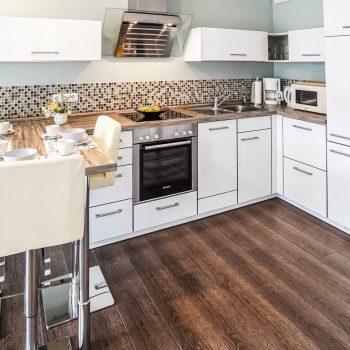 Ferienwohnung Meeresglück - Küche