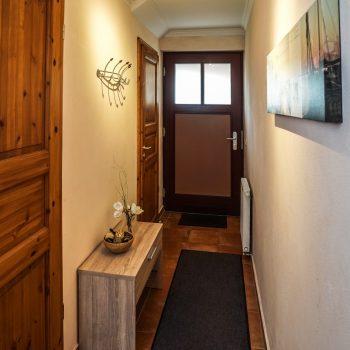 Ferienwohnung Leuchtturm - Eingangsbereich