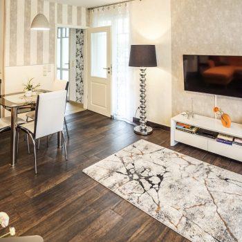 Ferienwohnung Ostseetraum - Wohnzimmer